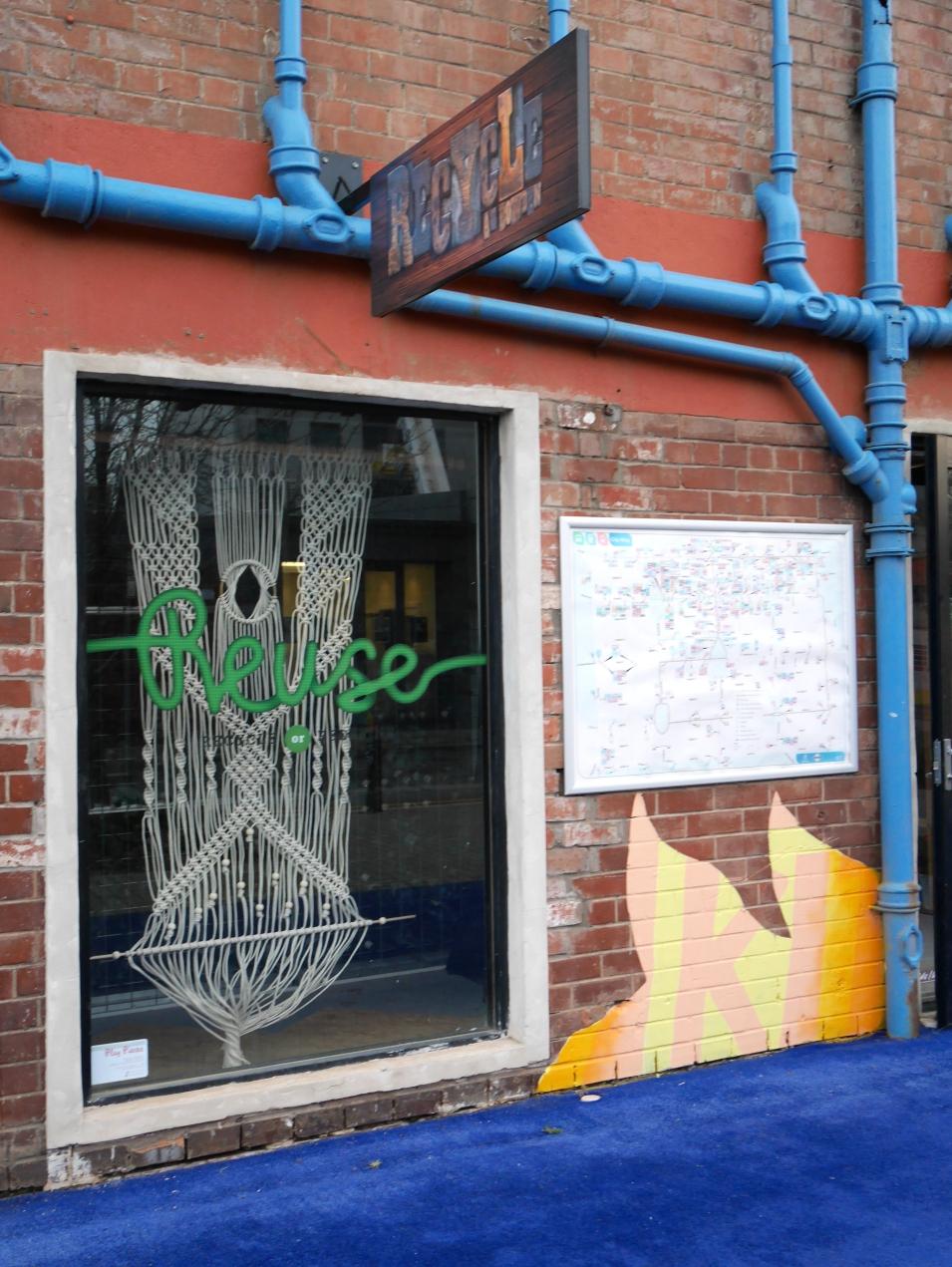 SALA SA living artists Bowden modern macrame and fibre art Adelaide Australia