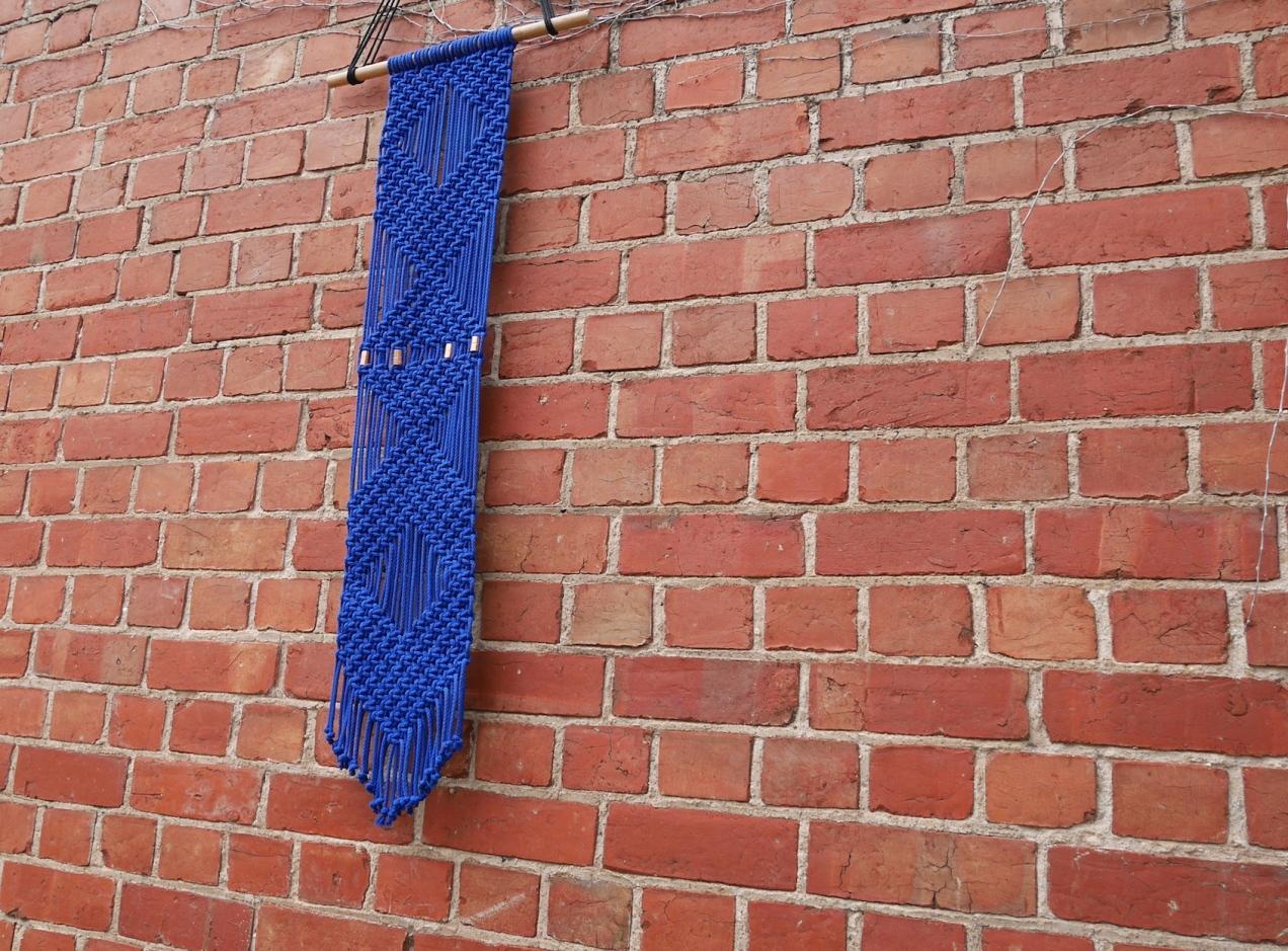 modern macrame wall hanging Adelaide Australia