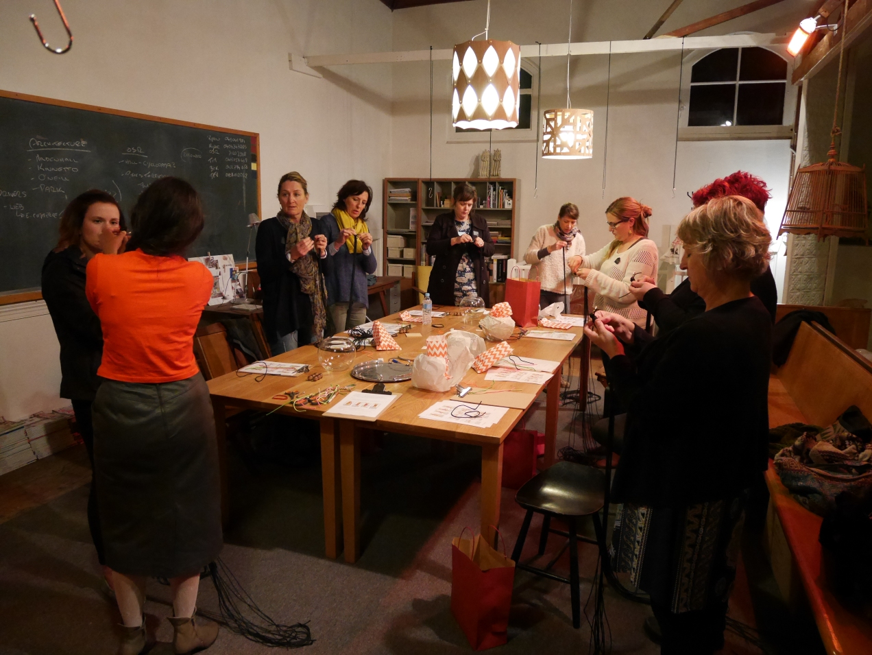 macrame workshop Adelaide Australia