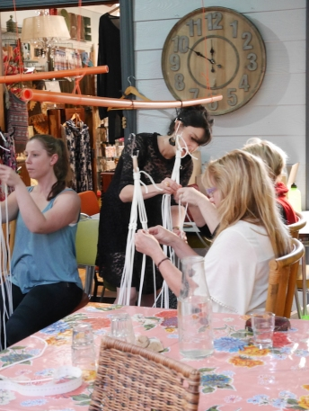 macrame workshop Adelaide Australia