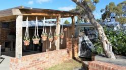 Macrame plant hangers Bianca Barbaro Adelaide Australia